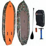 SUP/ 11 foot inflatable FISHING SUP/NEW IN BOX/RETAIL is 10000 in Wilmington, North Carolina