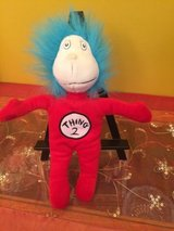 thing 2 | the cat in the hat plush | official movie merchandise | 12"