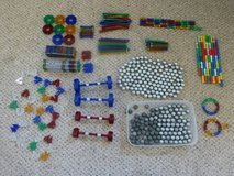 Magnetix Building toys Approximately 500 pieces in Naperville, Illinois