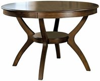 "Coaster 48"" Round Dining Table - NEW! in Naperville, Illinois"