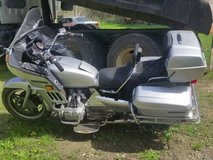 82 Honda Goldwing Interstate--MOTOR POSSIBLY LOCKED UP in Baytown, Texas