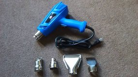 Heat Gun (1,500 Watts) With 4 Attachments in Fort Campbell, Kentucky