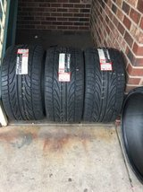 2-- 285/25R22 Falken FK452 Tires in Bartlett, Illinois