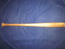 Adirondack 302S Wood Baseball Bat 1958 to 1960 PERSONAL ~ VINTAGE in Batavia, Illinois