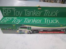 Vintage BP oil remote control toy truck in Cherry Point, North Carolina