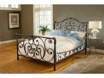 Hillsdale 1579BKR Mandalay Bed Set - King - With Side Rails - New! in Joliet, Illinois