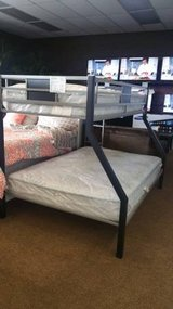 TWIN/FULL METAL BUNKBED in Schofield Barracks, Hawaii
