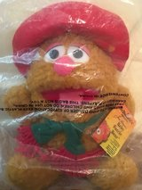 New 1988 McDonalds Fozzie Bear Holiday Muppet Baby Plush Toy in Batavia, Illinois