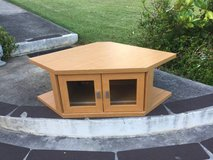 TV stand in Schofield Barracks, Hawaii