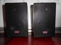 ALTEC LANSING 52 WEATHERPROOF SPEAKERS w/ BRACKETS n SCREWS in Fairfield, California