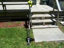Ryobi - Straight Shaft String Trimmer- 2 Cycle- Attachment Capable in Cherry Point, North Carolina
