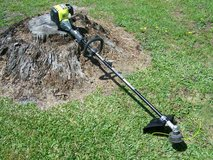 Straight  Shaft String Trimmer- 4 Cycle- Attachment Capable in Cherry Point, North Carolina