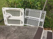 2 Baby gates in Schofield Barracks, Hawaii