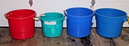 Heavy Duty Plastic Drink Tubs Great for Parties, Camping, Sporting Events in Aurora, Illinois
