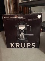 Krups Steam Espresso Maker in Wilmington, North Carolina