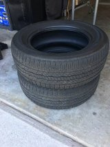 KUMHO SOLUS KR21 Tires (2)  Size P225 / 60 R-16 in Wilmington, North Carolina