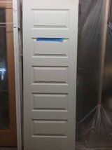 NEW 3 Solid Core 28 inch doors No door holes cut in Beaufort, South Carolina