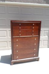 Solid Wood Chest of Drawers in Travis AFB, California