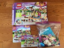 Lego Friends - Heartlake City Pool - complete set in Naperville, Illinois
