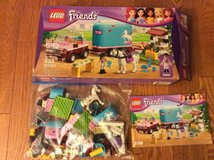 Lego Friends- Emma's Horse Trailer- complete set in Lockport, Illinois