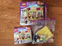 Lego Friends Bakery, Cafe, and Beauty Shop in Lockport, Illinois