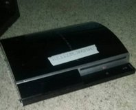 PS3/ PlayStation 3 For Parts or Repair in Naperville, Illinois