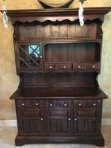 Ethan Allen China Cabinet in Kingwood, Texas