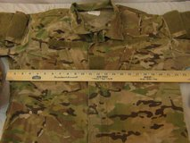 army deployment fracu fire resistant med-reg combat multicam jacket & trousers 00065 in Huntington Beach, California