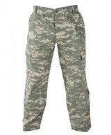 army combat uniform xlarge-xlong unicor ripstop blend cotton nylon trousers   00061 in Huntington Beach, California
