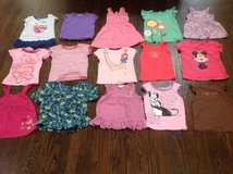 23 girl shirts lot size 4 4/5 XS in Bartlett, Illinois
