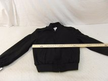 male officers polyester wool black 42s jacket / removable 42s black liner  34287 in Fort Carson, Colorado