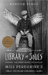library of souls: the third novel of miss peregrine's peculiar childre in St. Charles, Illinois