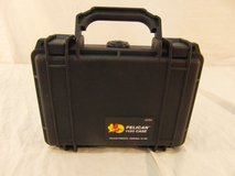 new without tags military grade pelican 1120 black 8 x 6 x 3 hard case  00075 in Fort Carson, Colorado