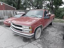 1995 chevrolet 1500 extended cab truck in Fort Riley, Kansas