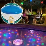 New! underwater led light show swimming pool spa floating disco ball in Wheaton, Illinois