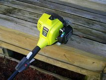 Ryobi - Straight Shaft String Trimmer - Attachment Capable in Cherry Point, North Carolina