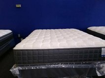 mattress new queen pillowtop mattress and box spring in San Clemente, California