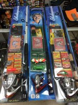 shakespeare rod and reel fishing kit new in Pleasant View, Tennessee