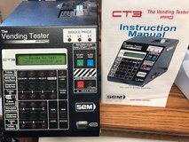 sem ct3 vending tester pro in Naperville, Illinois