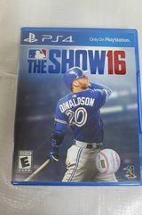 ps4 game mlb the show 16 by sony computer entertainment america in Naperville, Illinois