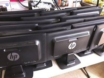 "lot of 20 - hp 19"" lcd monitors in Naperville, Illinois"