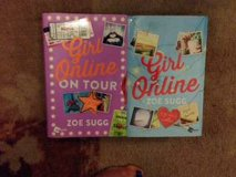 two girl online books by zoe sugg $10.00 for both regular $17.99 each in Byron, Georgia