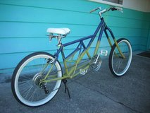 stretch bike 2 in Tacoma, Washington