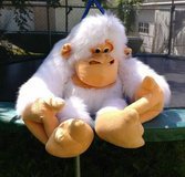 large plush gorilla by ideal 3 1/2 feet tall - tacoma in Fort Lewis, Washington