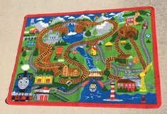 thomas and friends blue mountain game and play rug in Kingwood, Texas
