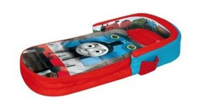 thomas the tank readybed, inflatable, portable bed for toddler in Kingwood, Texas