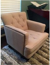 beautiful upholstered chair in Kingwood, Texas