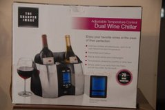 dual wine chiller - new in box in Byron, Georgia