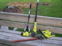 Hedge/String Trimmer-Pole Saw-Parts or Repair- PRICE REDUCED in Cherry Point, North Carolina