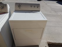whirlpool front load dryer ler8620pw0 white works pre-owned dryer  50916 in Huntington Beach, California